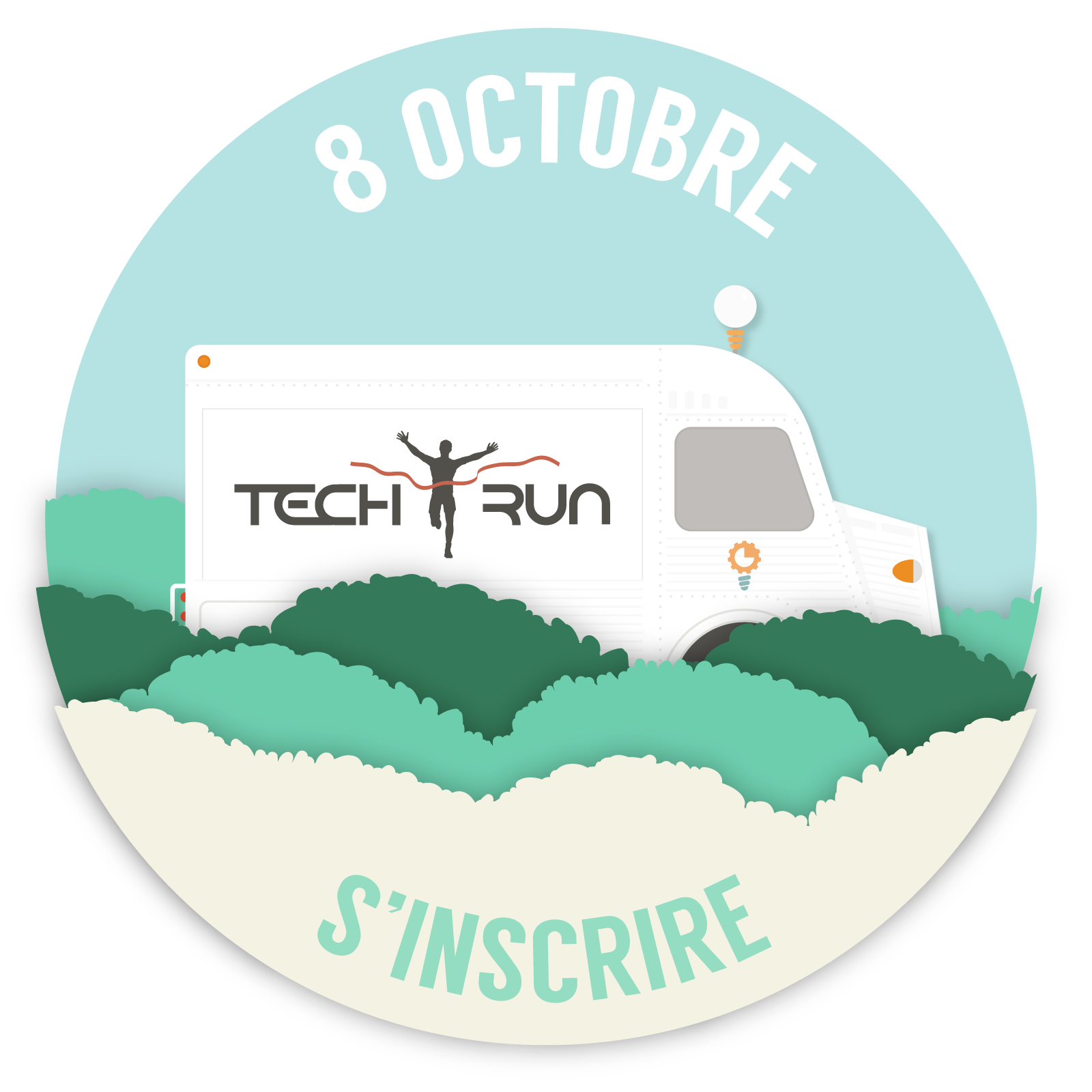 Le Fundtruck ♥ Tech Run