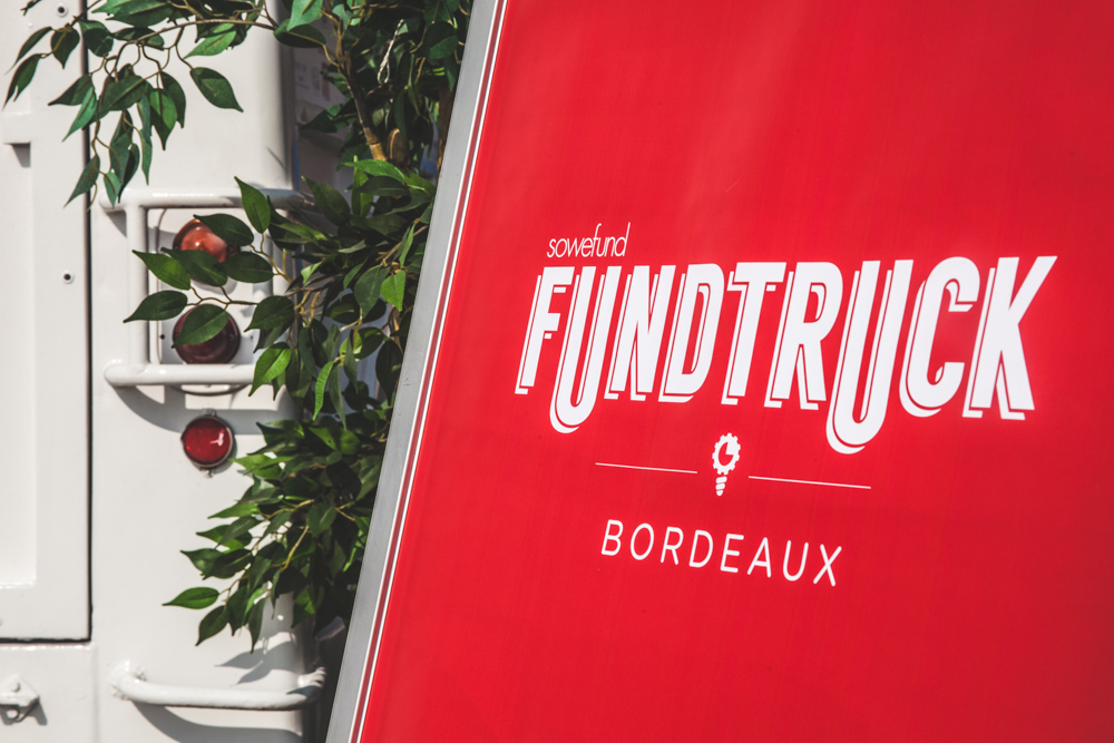 Fundtruck Bordeaux